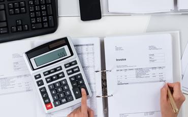 Rechnungseingang in SAP